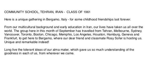 iraniano sito di incontri Toronto